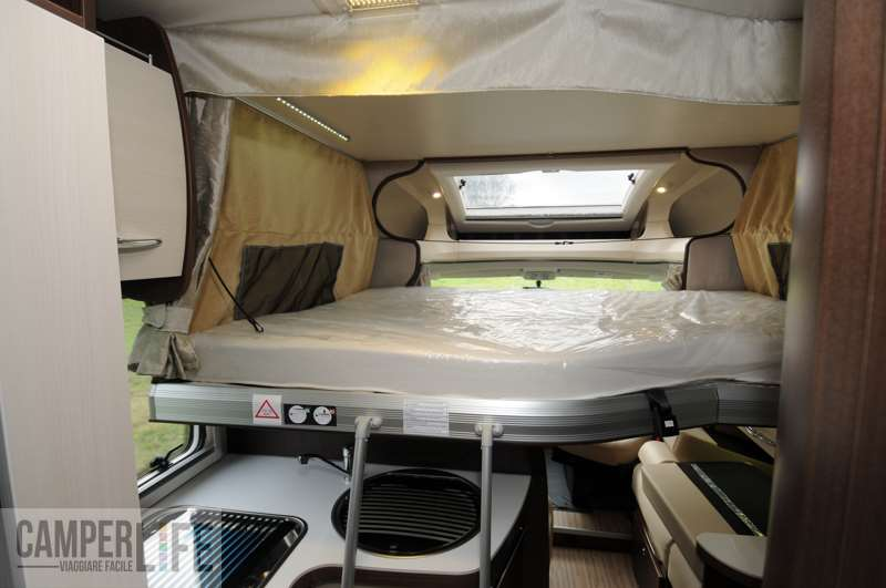 Supertest di CamperLife Benimar Mileo 242  Camper Life