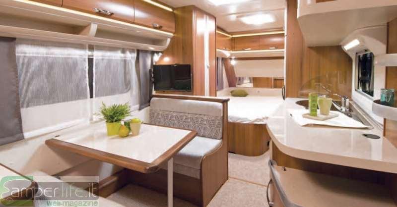 Test caravan Hobby Premium 540 KMFE  Camper Life