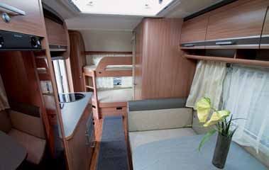 Test caravan Knaus Sport 500 QDK  Camper Life
