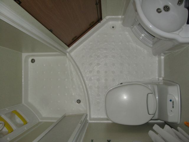 Piatto doccia VTR  CamperOnLine