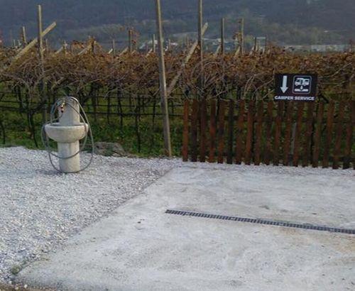 Area Attrezzata Erta  Avio Trentino Alto Adige area di sosta Avio area sosta Trentino Alto
