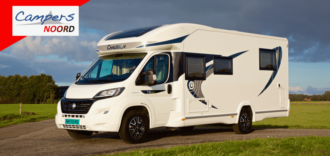 Foto Links voor Chausson 718 XLB 2017 Campers Noord