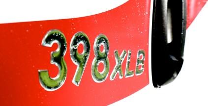Logo 398 XLB Challenger bij Campers Noord
