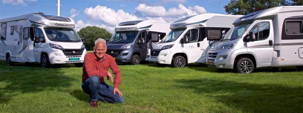 Campers Noord camperdealer
