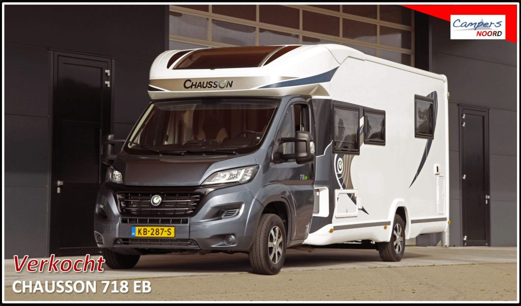 Chausson 718 EB Campers Noord