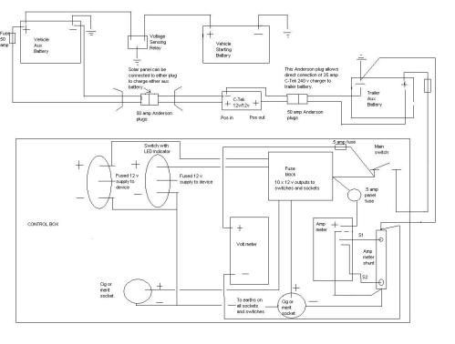 small resolution of  internal wiring for clearance lamps