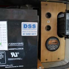 Redarc Bcdc Charger Wiring Diagram 6 Way Horse Trailer Rob Installs A Bcdc1225 I Recently Installed Which Is The Latest Dc Battery On Market This An Improvement Bcdc1220 That Charges