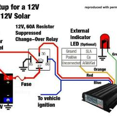 Camper Trailer 12 Volt Wiring Diagram Mg Tf Electrical Rob Installs A Redarc Bcdc1225 Charger