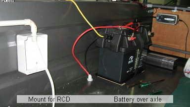 Caravan Wiring Diagram With Solar Diy 12volt Trailer Wiring