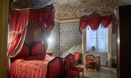 Villa Bicocchi a Pomarance: la casa dei fantasmi?