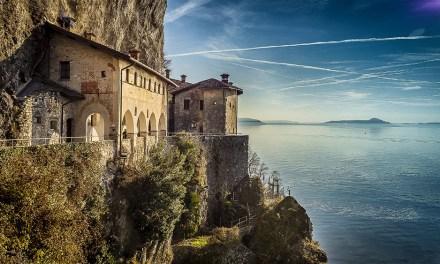 Un magico eremo sul Lago Maggiore