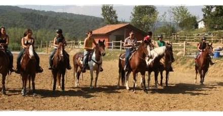Weekend a cavallo