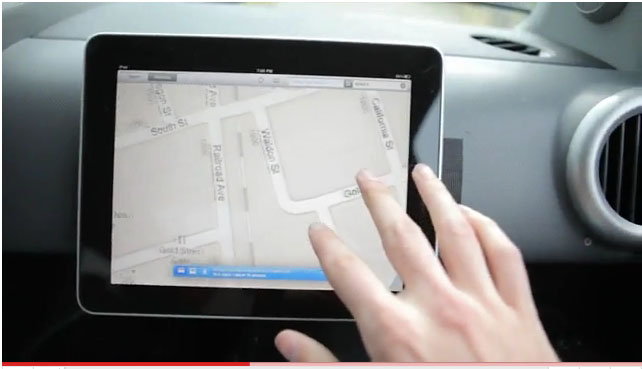 iPad Velcro: rivoluzionario