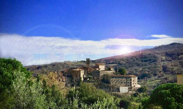 Montecerboli (PI) castello medievale