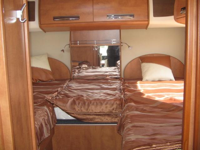Camper Usato Carthago Chic SPlus 51 Motorhome in Toscana  Pisa