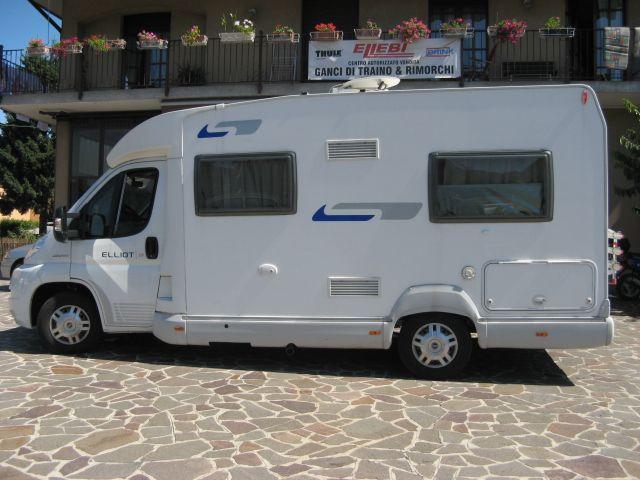 Camper Usato CI Elliot 30P Semintegrale in Lombardia  Lecco