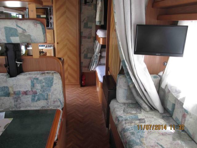 Camper Usato Mobilvetta euroyacht 170 lx Motorhome in