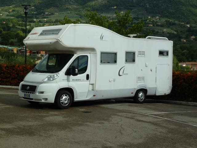 Camper Usato CI RIVIERA GARAGE Mansardato in Umbria  Terni
