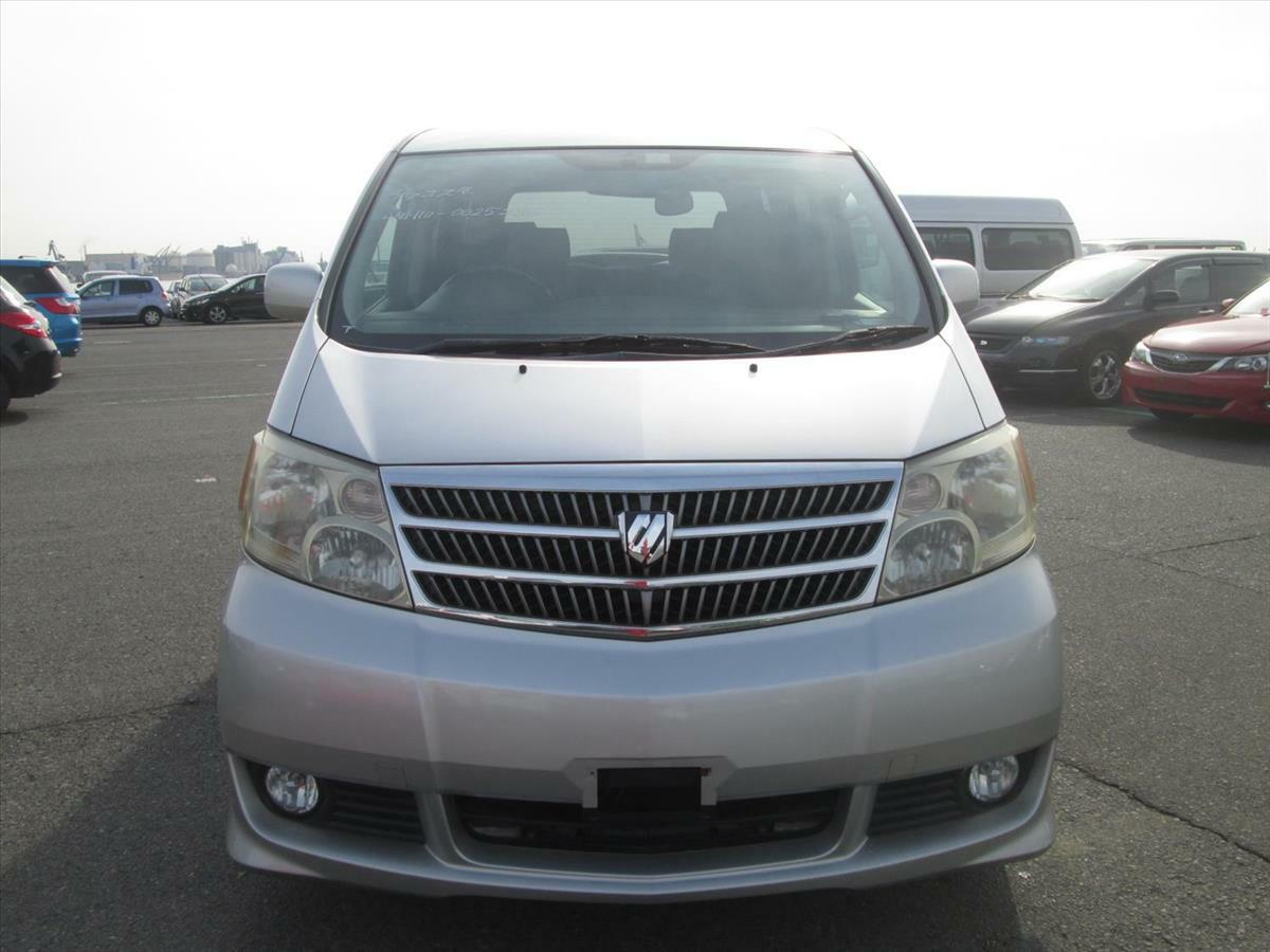 brand new toyota alphard for sale all camry 2.5 v a/t stock 277 d