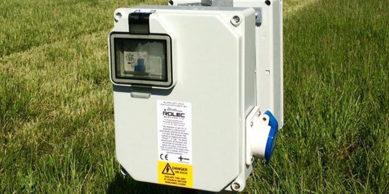 Save motorhome battery power and use your campsite electric hook-up to its full potential