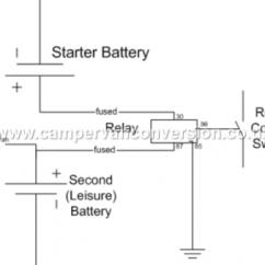 Vw Transporter Wiring Diagram T4 Trane Heat Pump Thermostat Campervan Electrics | Conversion