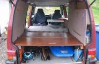 VW T4 Transporter  Campervan Conversion