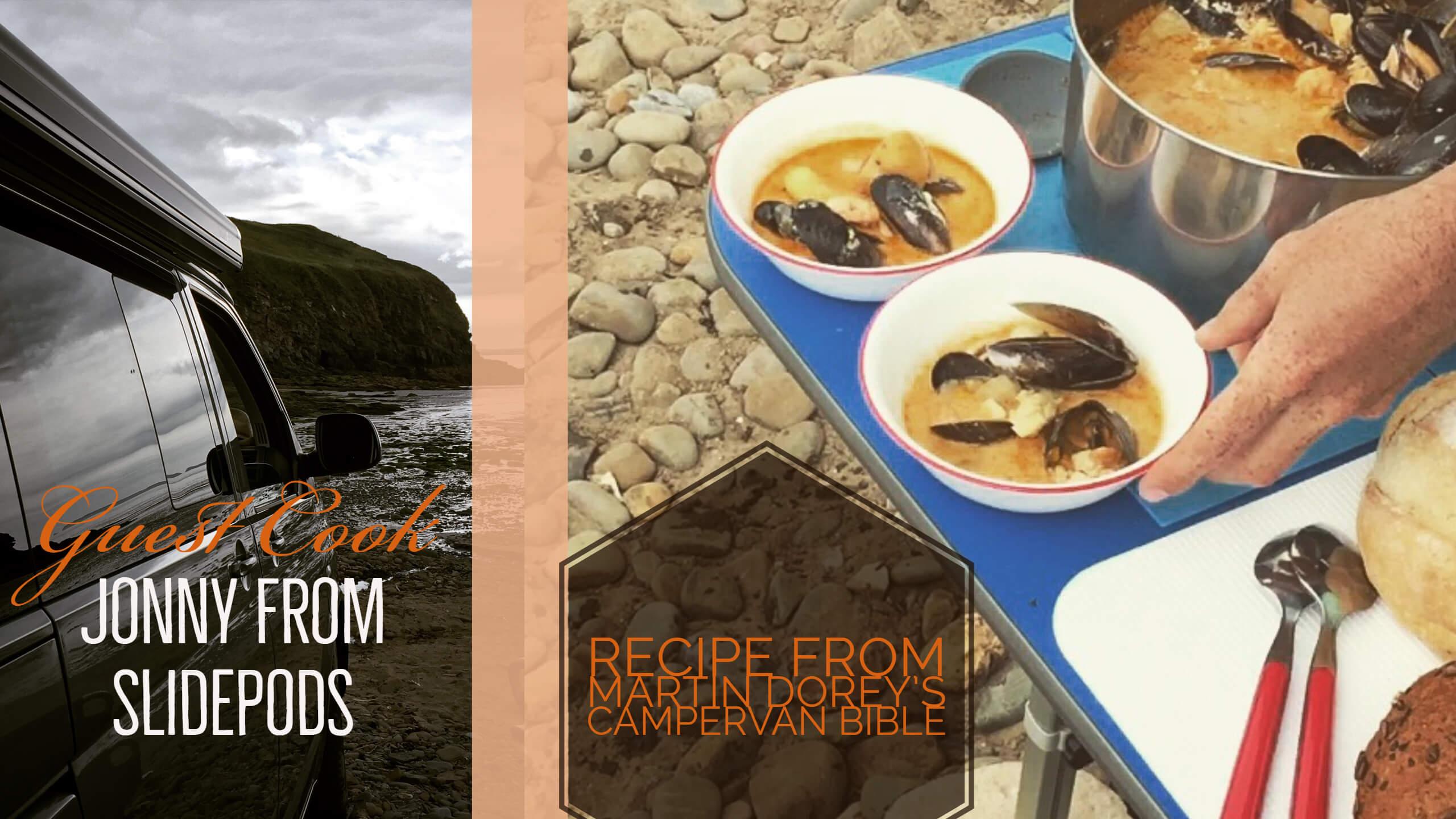 Sweetcorn and seafood chowder recipe