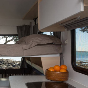 double kitchen sink small tables maui cascade motorhome – 4 berth