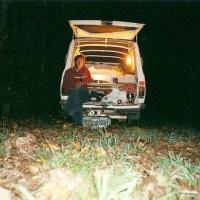 '76 Toyota HiAce Camper Van