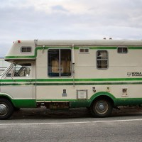 Be thankful for what you've got: 1975 Dodge Mobile Traveler