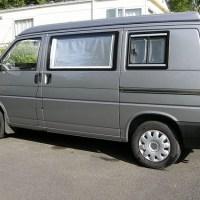 Veg Oil Converted VW Transporter T4 Camper Van For Sale