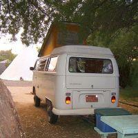 1969 VW Westfalia Camper Van