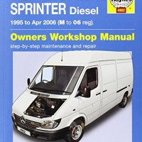 Mercedes Sprinter Van Service and Repair Manual (Haynes Service and Repair Manuals)