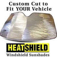 Sunshade for Mercedes Sprinter Van w/Sensor 2015 2016 Heatshield Windshield Custom-fit Sunshade #1547