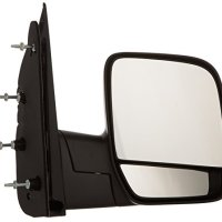 OE Replacement Ford Econoline Van Passenger Side Mirror Outside Rear View (Partslink Number FO1321253)