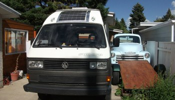 4x4 Camper Van Photos