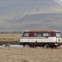 UAZ Camper Van