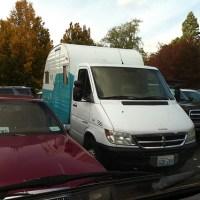 Sprinter Camper Van photos