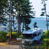 Living Forest Oceanside RV Park and Campground 9/10 - Nanaimo, British Columbia