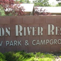 Zion River Resort RV Park & Campground 10/10 - Virgin, Utah