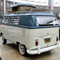 Volkswagen Transporter series Camper Van photos