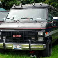 GMC Camper Van images