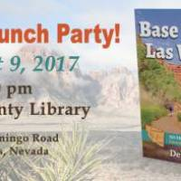 Book Launch Party for New Hiking Book