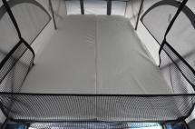 Duvalay 2 Peice Mattress Topper 2.5cm Pop Roof Top