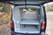 VW Vanagon Camper with Shower