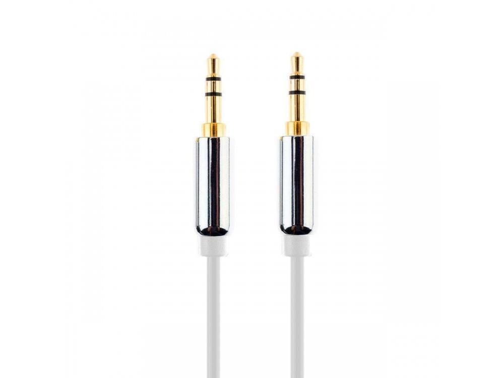 Câble G-Shield® double prise jack stéréo de 5m, prise Jack