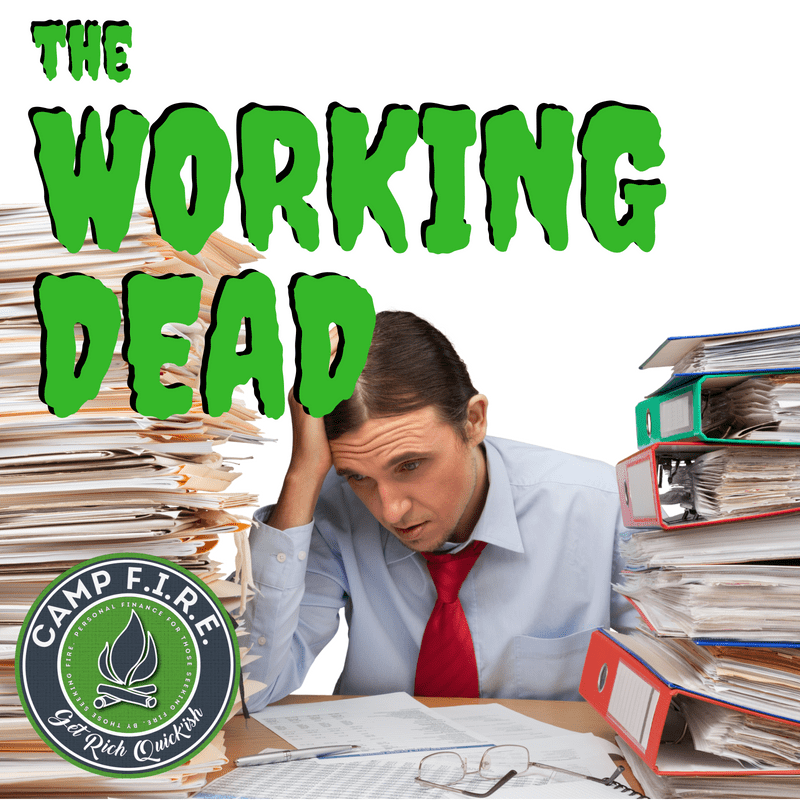 Worked to Death: don't become part of the working dead