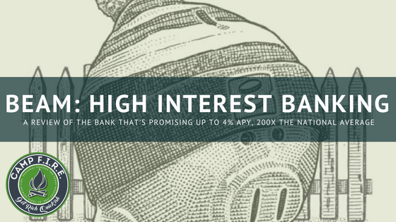 BEAM High Interest Bank