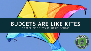 Budgets Work Like the String of a Kite