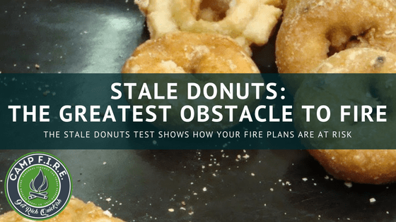 Stale Donuts Test
